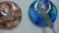 Tanya Veit of aaeglass.com offers these quick tips on creating fused glass pendants using Creative Paradise Jewelry Molds.  Tanya does it the unconventional way of course, showing you 4 different techniques in 35 min.  As a bonus, Tanya also demonstrates how to drill a small into a pendant for pinch bails.  All supplies shown in this video can purchased at www.aaeglass.com .  You may see the supply list at the link below. https://www.aaeglass.com/pages/view/events