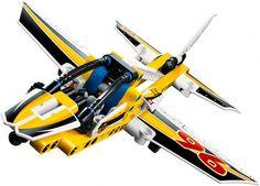 LEGO Technic Display Team straaljager 42044 - De leukste LEGO Technic bestel je gemakkelijk op https://www.olgo.nl/lego/technic.html