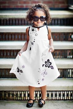 THREE Boutique Dresses GIVEAWAY from NiGi via Kara's Party Ideas. YOU CHOOSE THE STYLES! #giveaway #boutique #GirlsDresses