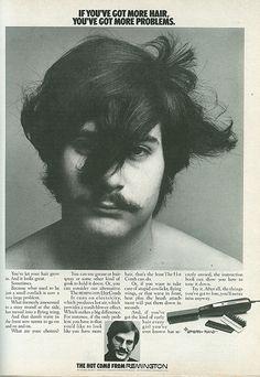 1970 Remington Hot Comb