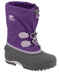 Take a look at this Gloxinia & Pink Lady Super Trooper Boot by SOREL on today! Pink Ladies, Super Troopers, Little Fashionista, Kids Boots, Waterproof Boots, Winter Wear, Girls Shoes, Snug, Hiking Boots