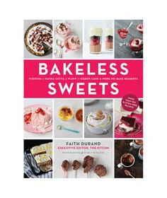 Bakeless Sweets: Pudding, Panna Cotta, Fluff, Icebox Cake, and More No-Bake Desserts by Faith Durand — Faith's Daily Find Pistachio Pudding, Coconut Pudding, Chocolate Custard, Chocolate Pudding, Chocolate Cream, Chocolate Recipes, Köstliche Desserts, Dessert Recipes, Icebox Desserts