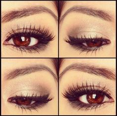 This eye make-up...is gorgeous !!!