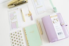 Create your year with Recollections Creative Year MINT&PINK story available @michaelsstores!