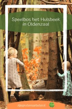 Speelbos Het Hulsbeek - Allespruitennaarbuiten.nl Poster, Crafts, Travel, Holland, Dutch, Tips, Blog, The Nederlands, Manualidades