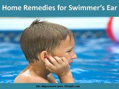 While the shape of your ears does play into whether you're prone to swimmer's ear, there is more to it. Get dos and don'ts for preventing otitis externa. Earache Remedies, Home Remedies, Natural Remedies, Water In Ear Symptoms, Pain In The Ear, Ear Tubes, Swimmers Ear, Middle Ear