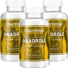 Anadrole is a legal, natural and safe alternative to Anadrol – one of the most potent anabolic steroids out there. Anadrole is free from synthetic hormones and it belong to the category of testosterone boosters. These are natural products that help the body make more testosterone on its own.
