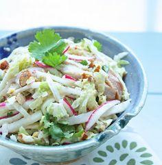 Coconut Noodle Pad Thai (Low Carb & Gluten Free)