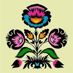 Inspire Bohemia: Wycinanki: Polish Paper Art - Part II
