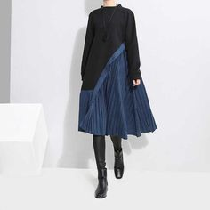 Latest fashion trends in women's Dresses. Shop online for fashionable ladies' Dresses at Floryday - your favourite high street store. Hijab Fashion, Boho Fashion, Fashion Dresses, Womens Fashion, Latest Fashion, Fashion Trends, Fashion Details, Fashion Design, Mode Inspiration