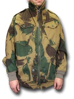 Denison Smock Jacket Archives t British army uniform Tactical Wear, Tactical Clothing, Camo Jacket, Field Jacket, Camo Gear, British Army Uniform, Battle Dress, Red Berets, Camouflage