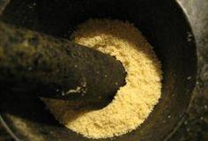 Jak na gomasio – sezamovou sůl | recept