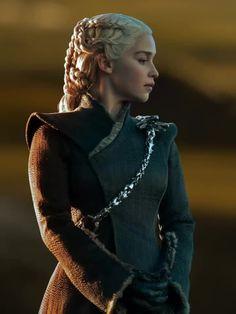 Daenerys Targaryen Death, Daenarys Targaryen, Daenerys And Jon, Emilia Clarke Daenerys Targaryen, Game Of Throne Daenerys, Clarke Game Of Thrones, Got Game Of Thrones, Emilia Clarke Scene, Winter Is Here