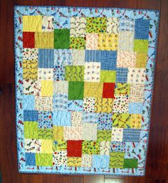 All Boy Quilt--Trains, Airplanes, Wagons, Helicopter and more. --$116