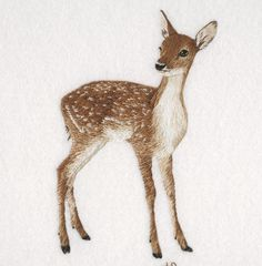 Animal Hand Work Embroidery, Hand Embroidery Stitches, Crewel Embroidery, Ribbon Embroidery, Cross Stitch Embroidery, Embroidery Patterns, Headboard Art, Thread Painting, Quilt Stitching
