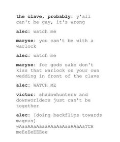 Image result for if tmi was is alecs pov