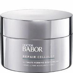 - Doctor Babor Repair Cellular: Ultimate Forming Body Cream for Women Skin Light Cream, Acid Peel, Green Algae, Dull Skin, Stretch Marks, Young Living, Philippines, Blue Green, Skin Care