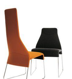 Chair: LAZY '05 - Collection: B&B Italia - Design: Patricia Urquiola