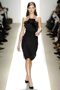 J. Mendel Fall 2006 Ready-to-Wear Fashion Show Collection