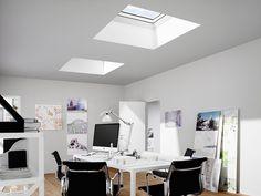 home office mit dachfenster ideen bilder, 27 besten velux ♥ büro ideen bilder auf pinterest in 2018 | attic, Design ideen