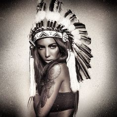 #indian #tattoo #ink #dreamcatcher #photoshoot #photographer #LinneaFrankPhotography