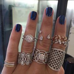 """What is your favorite today? Enjoy your day ☀️ #Djula #DjulaJewlery @djula_paris @paillard_jewelry """