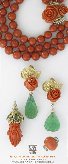Sorab & Roshi 2013 Collection: Coral Group
