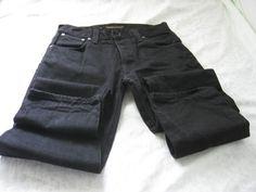 bdf76523 Classic, Straight Leg Regular Dark 34 30 Jeans for Men | eBay
