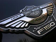 harley davidson ford f150.. I love an F150 <3