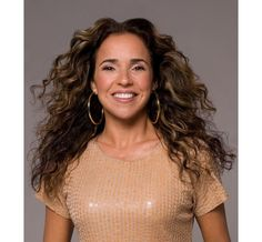 DANIELA MERCURY - Google Search Daniela Mercury, Makeup Art, Foto E Video, My Hair, Curly, Make Up, Long Hair Styles, Beauty, Html