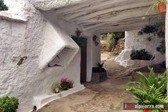 Tinao de Puerto de Juviley Sierra Nevada, Andalusia, Exterior, Amber, Scrapbook, Courtyards, Walls, Beautiful Places, Street