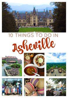 GAC's winter travel series has officially begun! While in North Carolina, here are 10 Things to Do in Asheville: 1. …