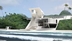 Future Home Design Remarkable 20 FIXd Architecture: Mo Ventus, Wind House Of The Future