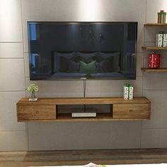 Bedroom Tv Unit Design, Tv Unit Bedroom, Tv Unit Furniture Design, Living Room Tv Unit Designs, Tv Wall Design, Small Tv Cabinet, Tv Cabinet Design, Simple Tv Unit Design, Muebles Rack Tv