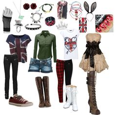 """Hetalia: Engalnd"" by mati-f-jones on Polyvore"