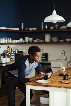 """""""Man At Home"""" Editorial Shows You How to Lounge In Style: The GQ Eye: GQ on Style: GQ"""
