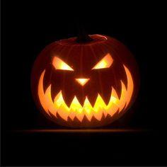 Como hacer una calabaza para Halloween - how to carving a pumpkin - Coco. Scary Pumpkin Carving, Halloween Pumpkin Carving Stencils, Creepy Pumpkin, Pumpkin Carving Patterns, Easy Pumpkin Faces, Evil Pumpkin, Pumpkin Painting, Pumpkin Pumpkin, Cool Pumpkin Designs