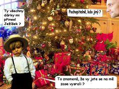 deti a vanoce Lol, Humor, Holiday Decor, Funny, Humour, Funny Photos, Funny Parenting, Funny Humor, Comedy