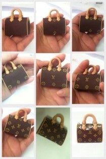 Louis Vuitton Bag Tutorial