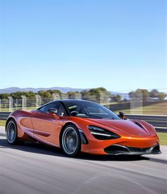 Mclaren Mso 720s Pacific Theme 2018 Mclaren Wallpapers Mclaren 720s
