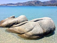 Spiaggia del Riso Villasimius Cagliari Sardegna