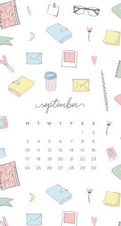 Camera Doodle, Diy Calendario, Cute Small Drawings, Paint Splash Background, Iphone App Design, Calendar Wallpaper, Calendar Design, Printable Designs, How To Plan