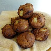 Rum Raisin-Pineapple Muffins
