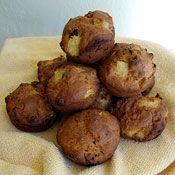 Rum Raisin-Pineapple Muffins
