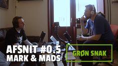 """#0.5   Grøn Snak Podcast   Mark & Mads fra GreenSpeak  Mads og Mark har testet udstyr og leget lidt med idéer, inden vi udkommer med det første """"rigtige"""" afsnit i næste uge. Vi kalder det for """"Grøn Snak 0.5"""". De fleste afsnit vil være med relevante gæster indenfor forskellige grene af den positive, grønne omstilling."""