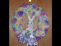 DIY Easter Egg Wreath and if you decide not to make one yourself, they make them as well.