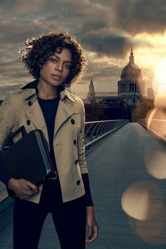 Miss Moneypenny. Sony Made for Bond Advert