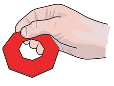 Origami Flying Disk - Bernoulli's principle animated for kids: http://www.wonderville.ca/asset/airborne-experiment