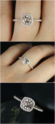 24 Best Wedding Rings And Jewelry Images Wedding Rings Rings