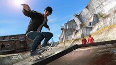 Skate 3 entra para o Vault do EA Access no Xbox One - EExpoNews Desktop Images, Desktop Pictures, Wallpaper Size, Computer Wallpaper, Real Skateboards, New Skate, Supreme Wallpaper, Vaulting, Teaser